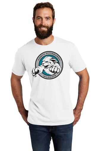 NP Wildcats-Allmade Recycled Short Sleeve Shirt