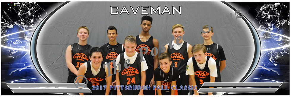 Caveman Paschall 8th Boys