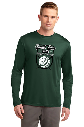 Grand Slam July 12 Weekend-Long Sleeve Dri Fit Shirt