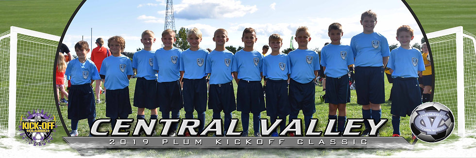 Central Valley Boys U10 Bronze