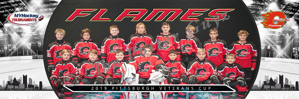 Crawford County Flames Peewee A