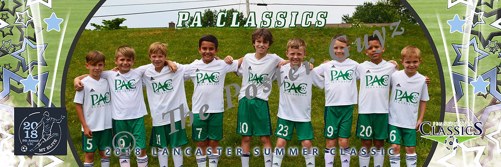 PA Classics Academy 09 U10B
