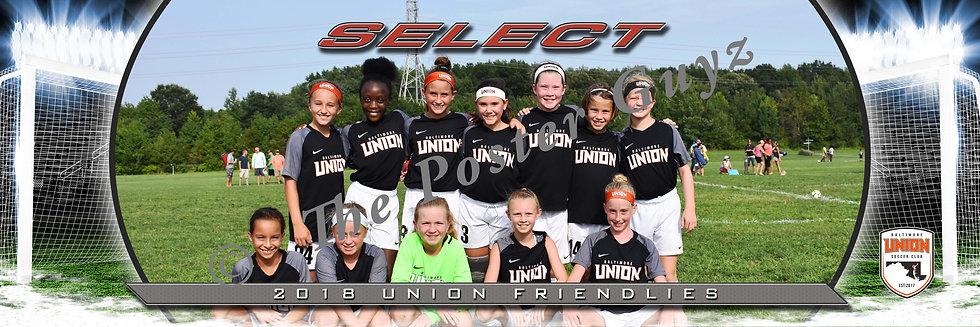 Baltimore Union SC Select 07 GU12