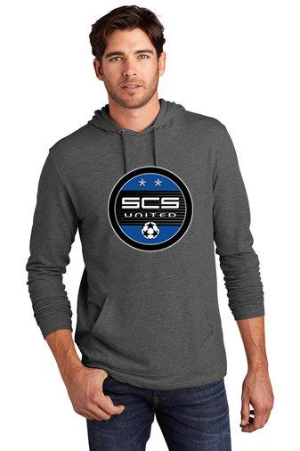 SCS-Men's Lightweight Hoodie-Round Logo
