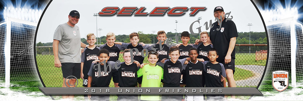 Baltimore Union boys Select 08 BU11