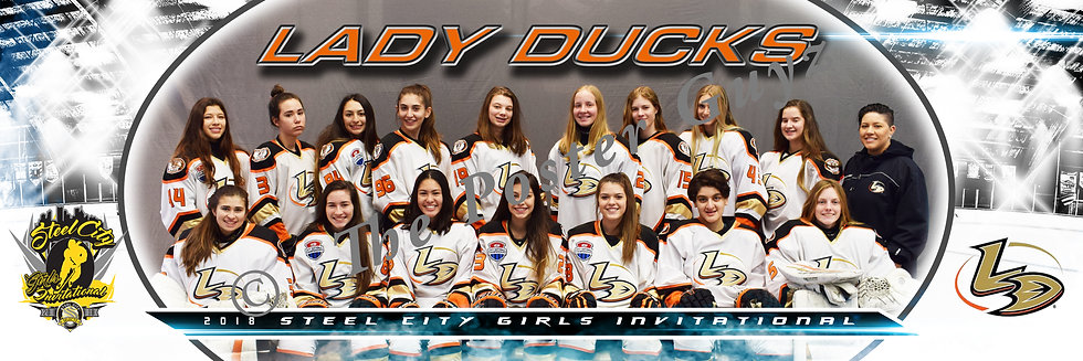 Anaheim Lady Ducks 16U