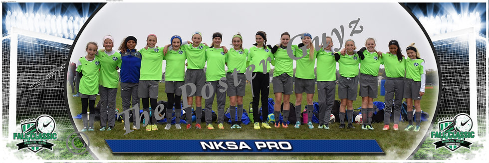 Northern Kentucky Soccer Academy NKSA G05 PRO Girls U13