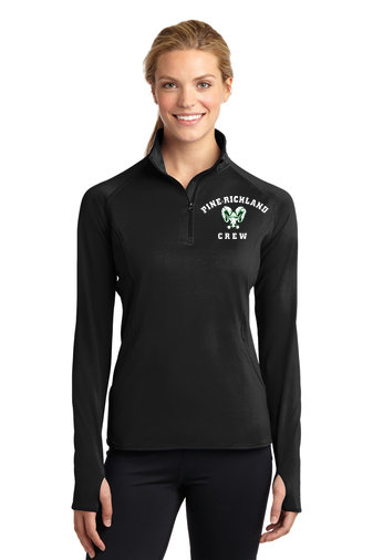 PR Crew-Women's Sport Wick Pullover