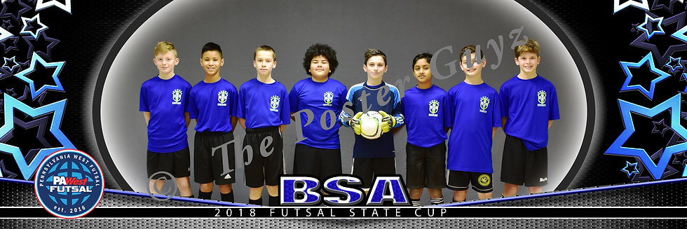 BSA U12B Elite u12B