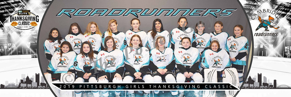 Cambridge Roadrunners 2233 U12-T2 PB