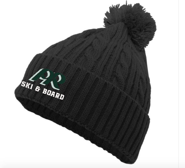 PRSkiClub-643K-Cable Knit Beanie