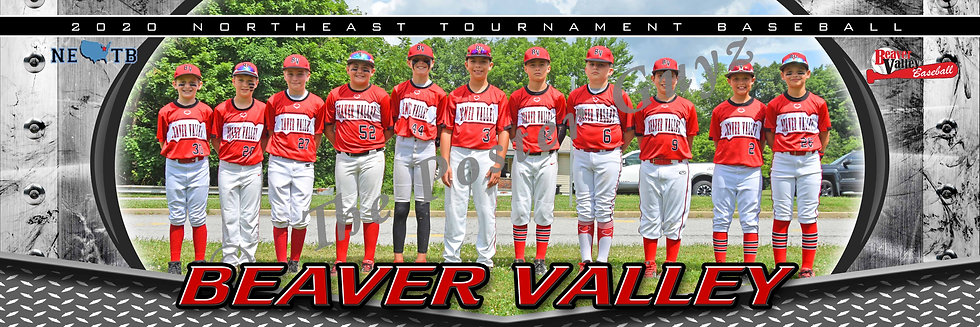 Beaver Valley Red 10U