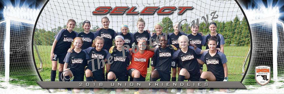 Baltimore Union SC Select 06 GU14