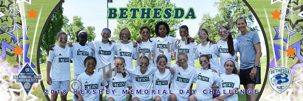 Bethesda SC Academy Blue 06 u13G