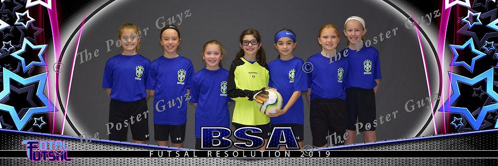 BSA Gold u10G MLS