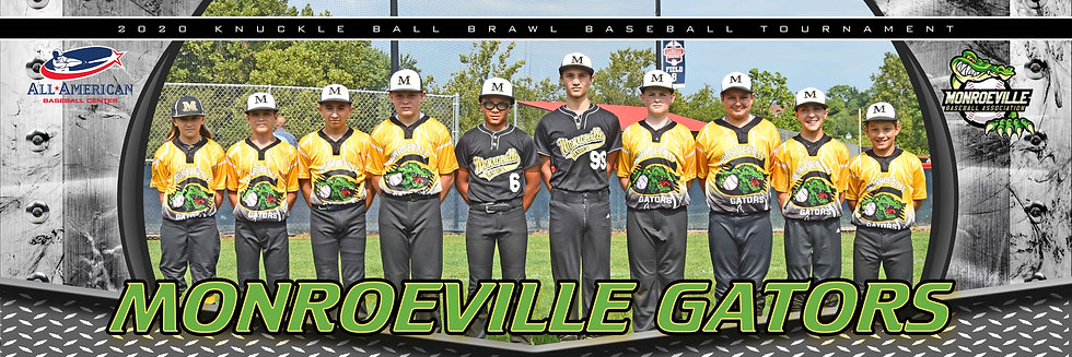 Monroeville Gators 12U Open