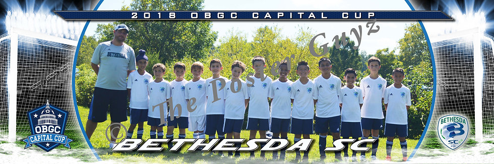 Bethesda SC Pre-Academy II U10 (MD) Boys U10