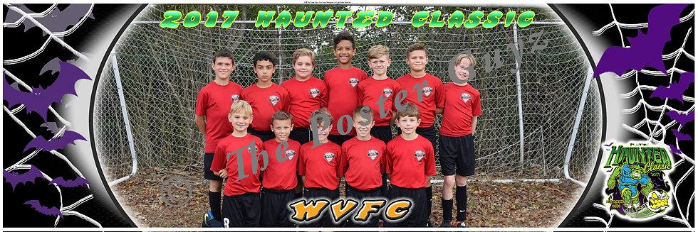 WVFC 2007B BLACK - B11
