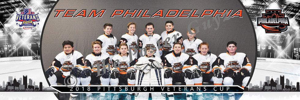 Team Philadelphia Peewee AA