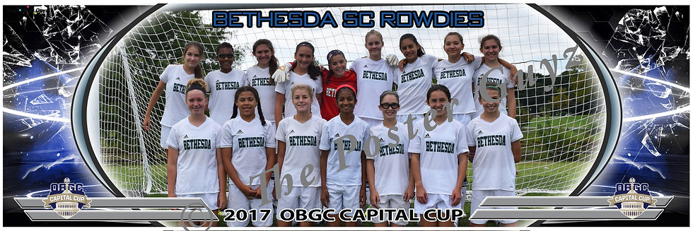 BETHESDA SC ROWDIES 05 Girls U13