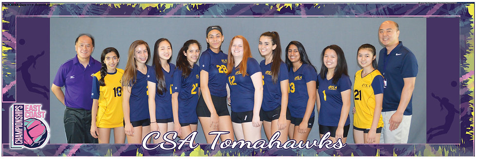 CSA Tomahawks 14