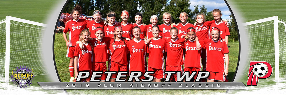 Peters Township Red Girls U13 Gold