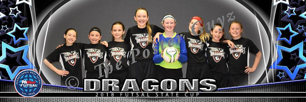 Dragons U12 Girls u12G