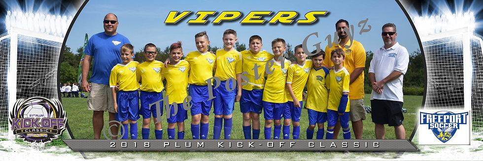 Freeport Vipers Boys U12