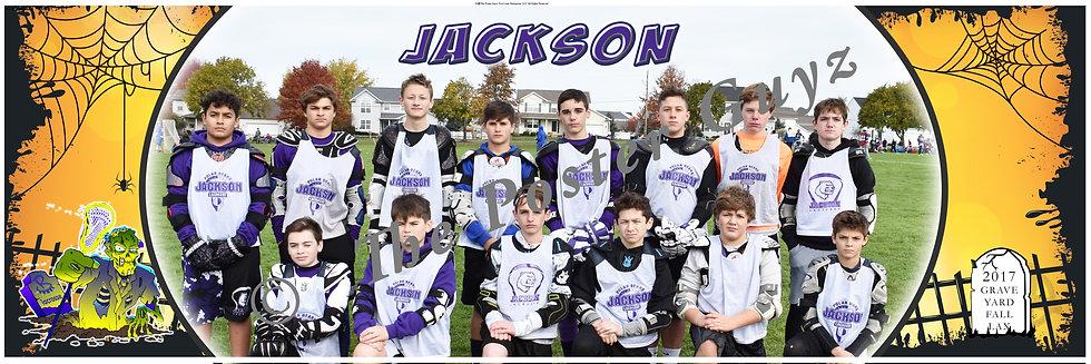Jackson 7-8 A Boys