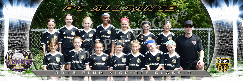 FC Alliance Wheeling Girls U11