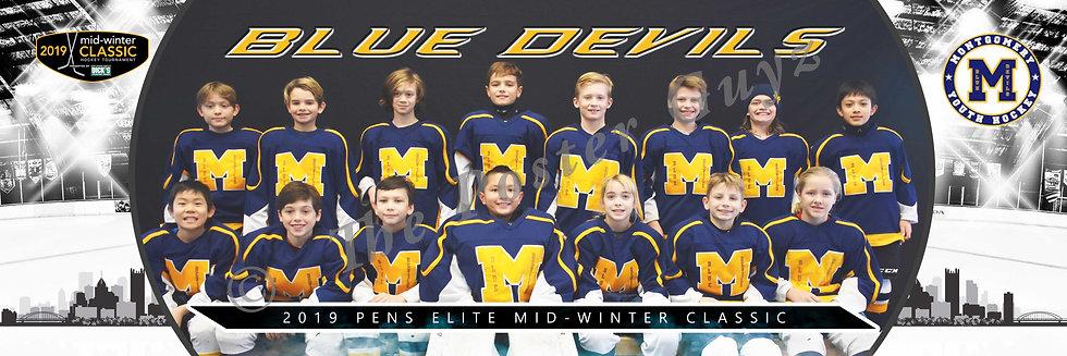 Montgomery Blue Devils Malkin