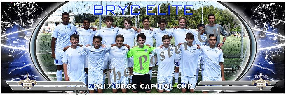 BRYC ELITE ACADEMY U16 ELITE Boys U16