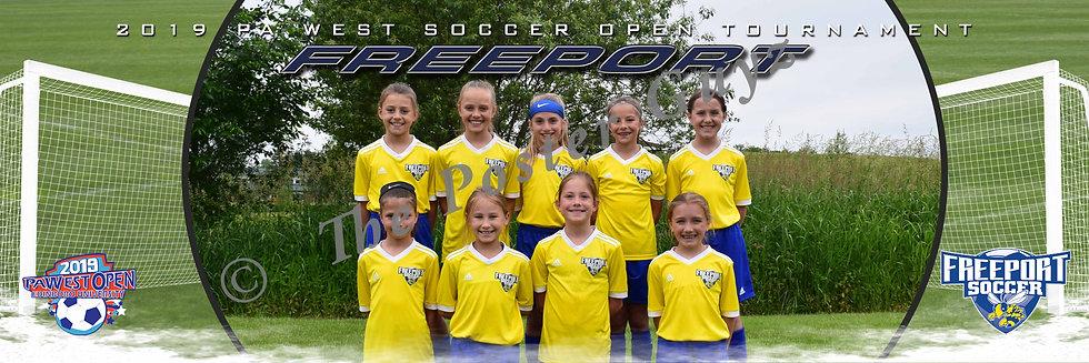Freeport Girls McConville D4 09-10