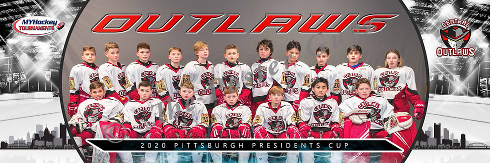 Finger Lakes Central Outlaws Peewee AA
