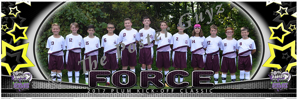Tri State United Force U12B