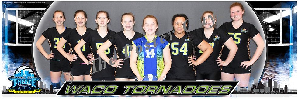WACO Tornadoes 14