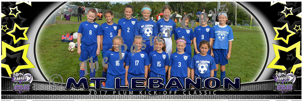 Mt. Lebanon U11 Peer U11G version 2