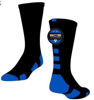 SCS-Custom Socks