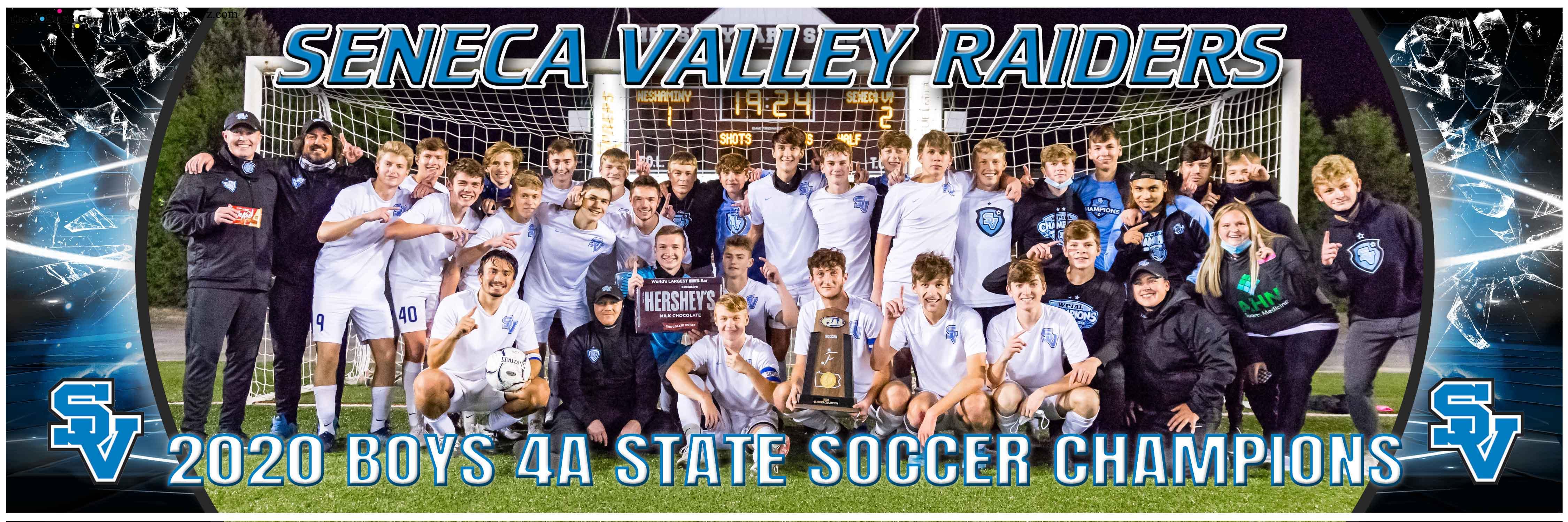 2020 SV Boys Soccer PIAA Championship Po