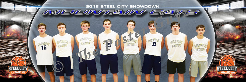 Mountain Cat Basketball 16U Boys