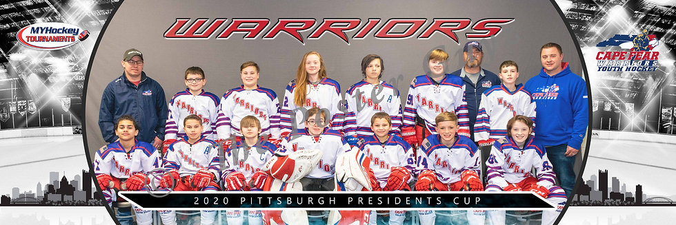 Cape Fear Warriors Peewee B