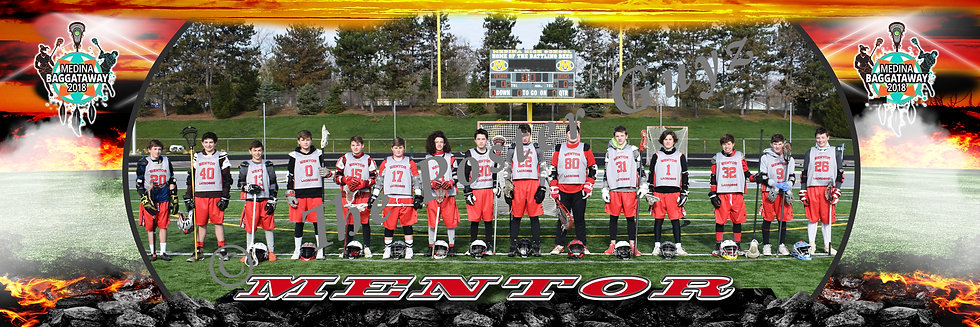Mentor Youth Lacrosse boys 7-8 A C