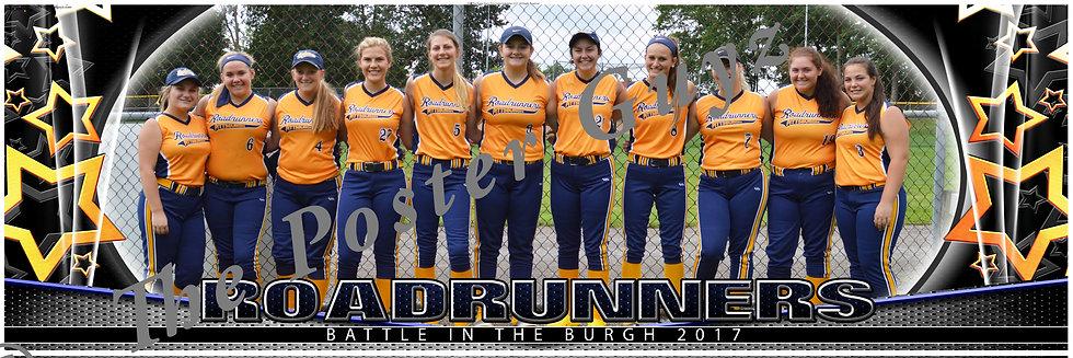 Pittsburgh Lady Road Runners 16 Premier