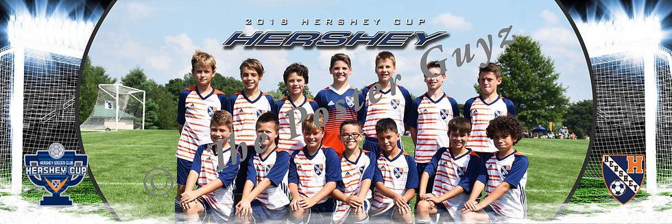HERSHEY BOLTS BU13