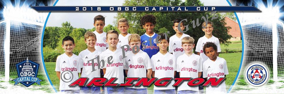 Arlington SA 2009B Red (VA) Boys U10