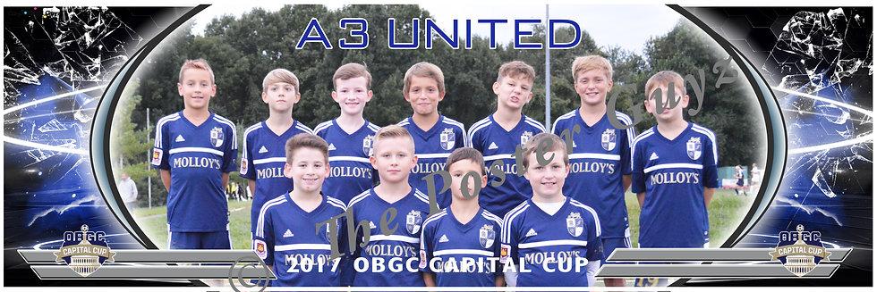 A3 UNITED Boys U11
