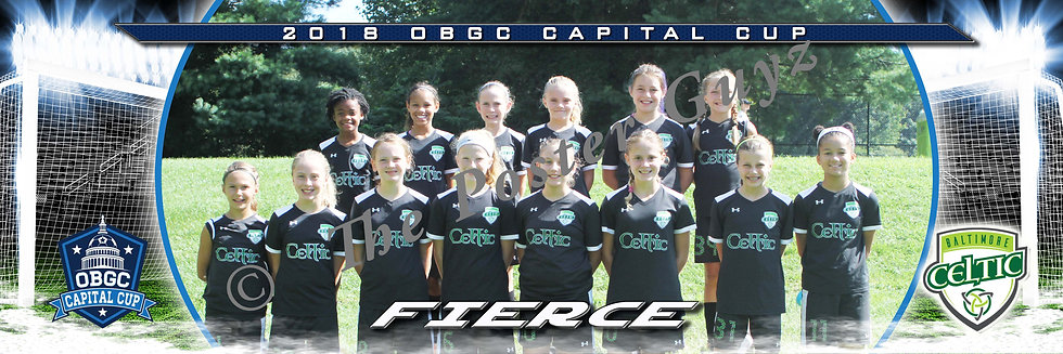 Baltimore Celtic Fierce 2007 (MD) Girls U12