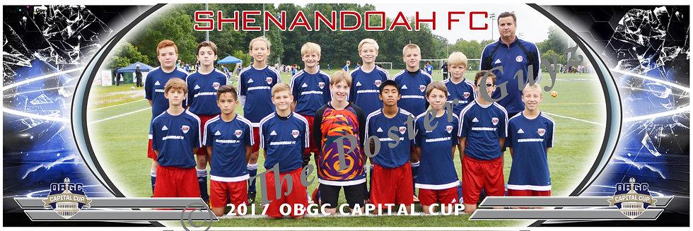SHENANDOAH FC ELITE 04B Boys U14
