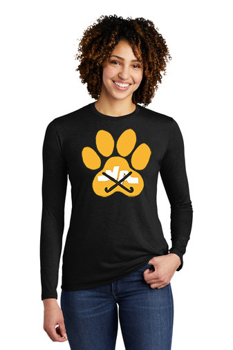 NAFH-Women's Allmade Recycled Long Sleeve-Paw Logo