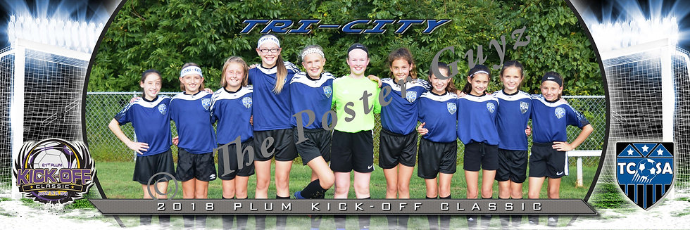 Tri-City U12 Kariotis Girls U12